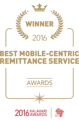 Best Mobile-Centric Remittance Service Awards