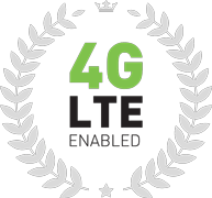 4G LTE Enabled