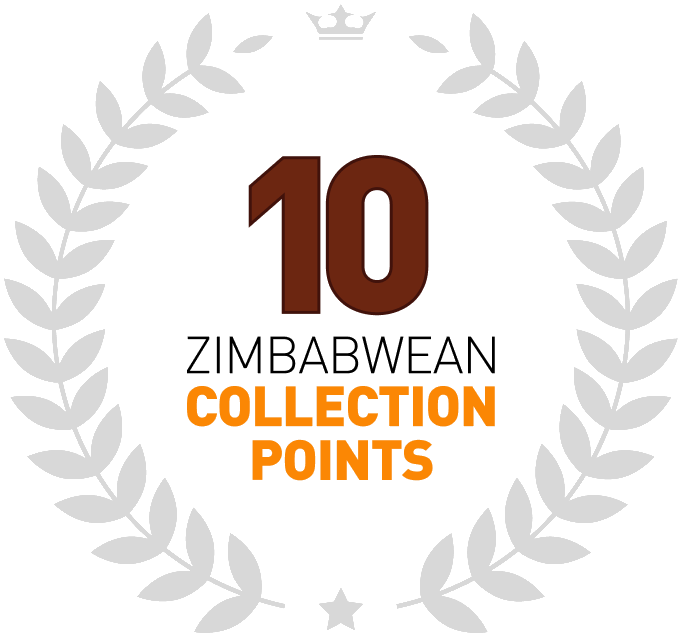 10 Zimbabwean Collection Points